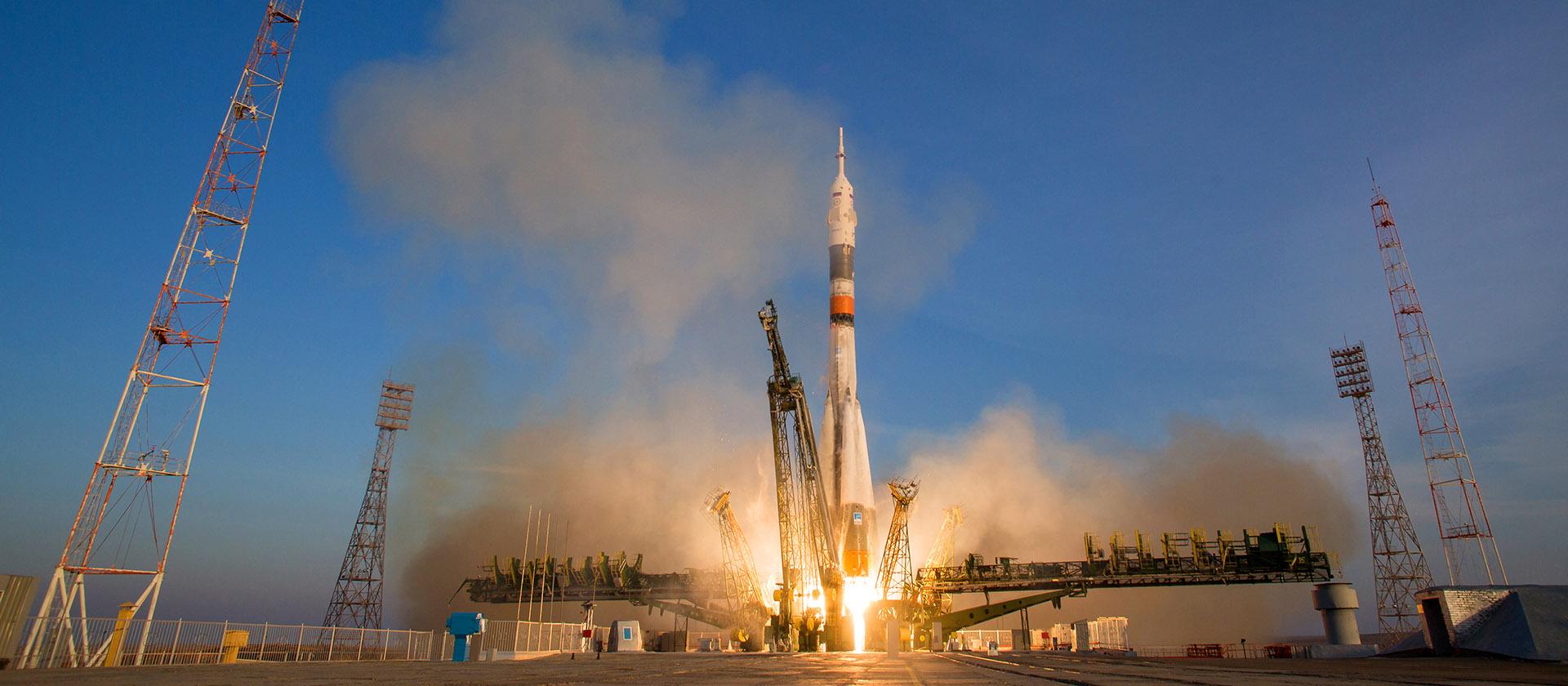 В России появится ракетно-космический мегахолдинг