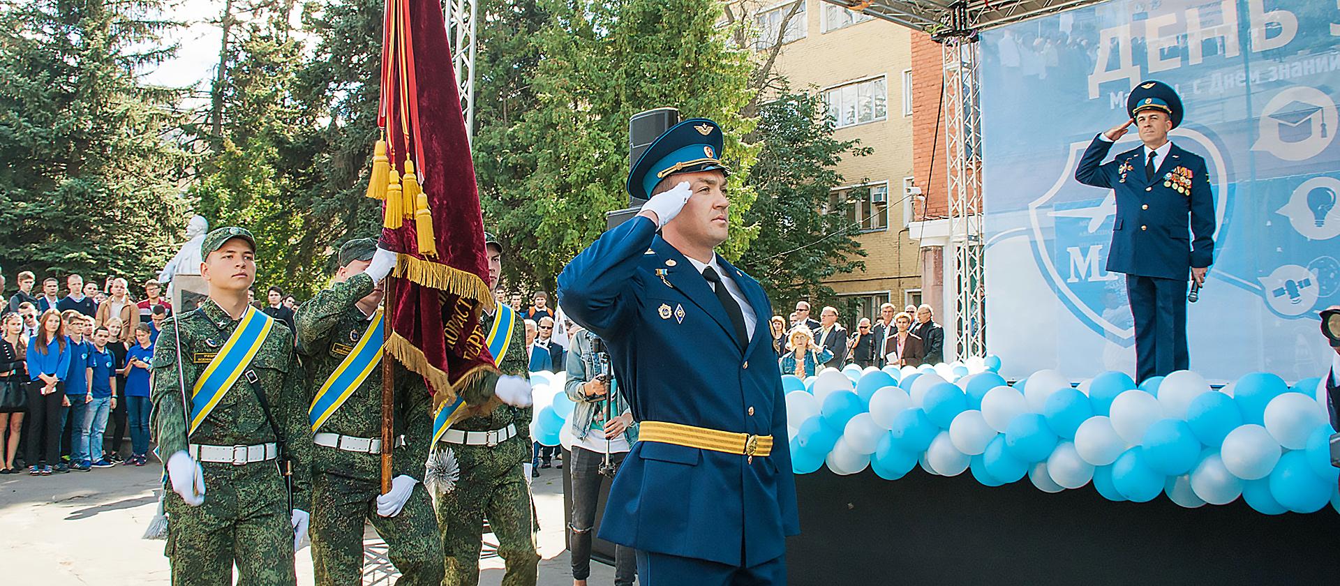 Директор Военного института МАИ: «Наши выпускники востребованы во всех силовых структурах»