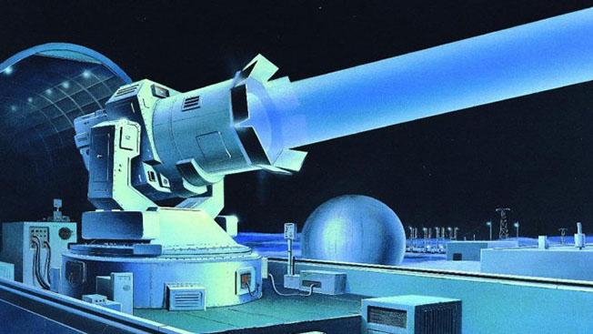 «Лучи смерти» заменят ракеты и артиллерию