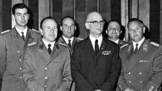 Легенда отечественной внешней разведки