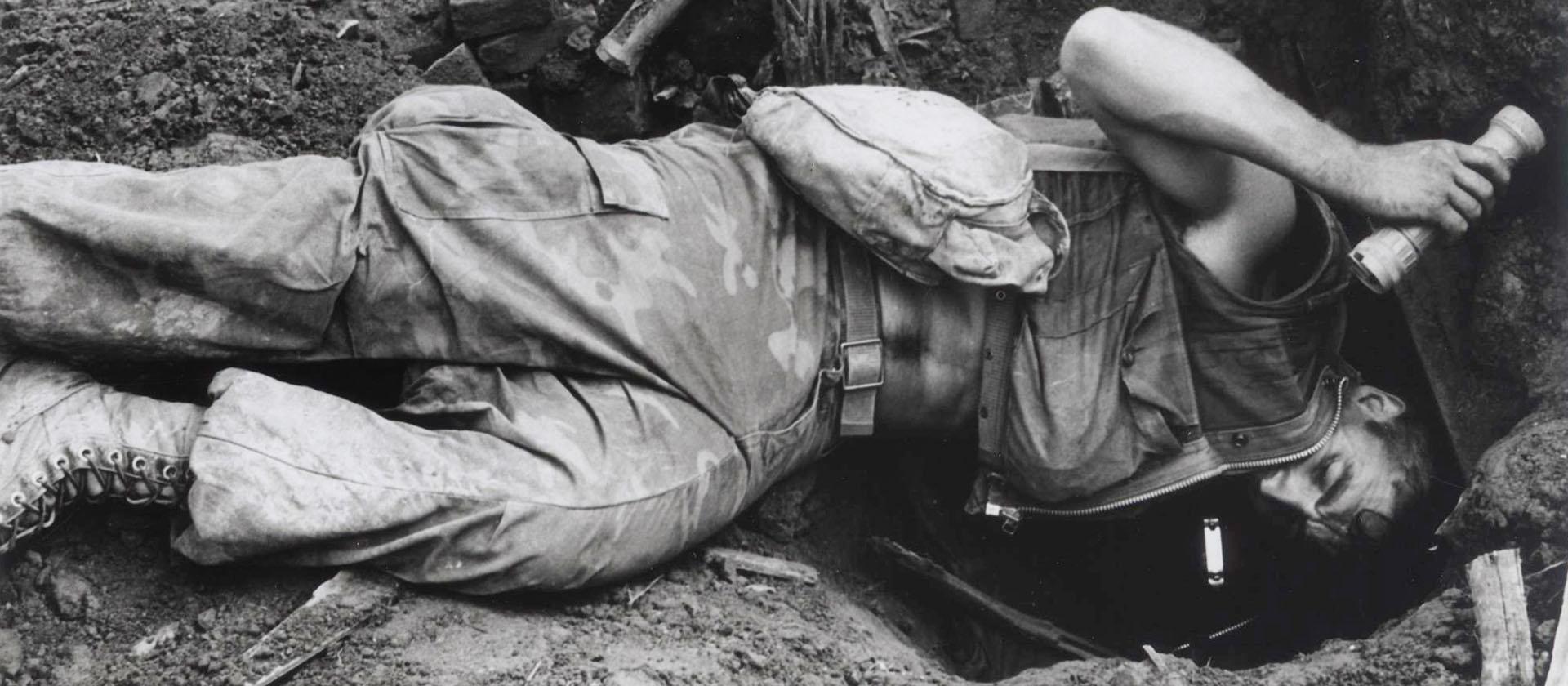 Солдаты подземелий: армии готовятся к тоннельным баталиям