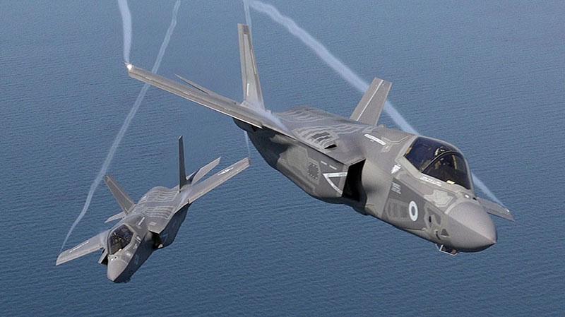 F-35 Lightning.