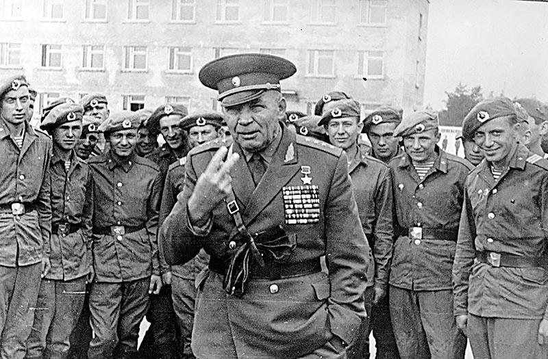Маргелов привил своим бойцам «десантный шовинизм».