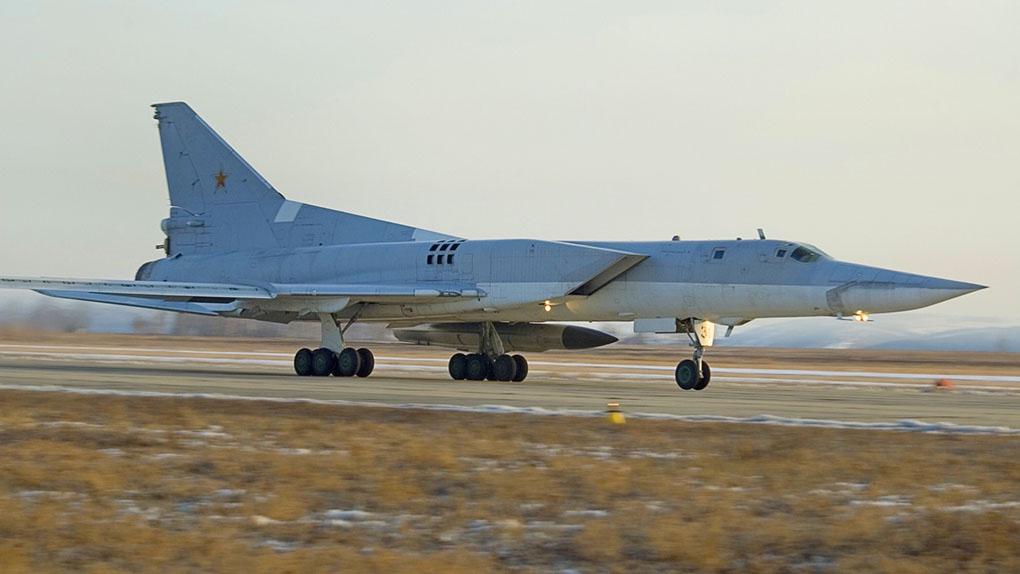 ТУ-22М3М.