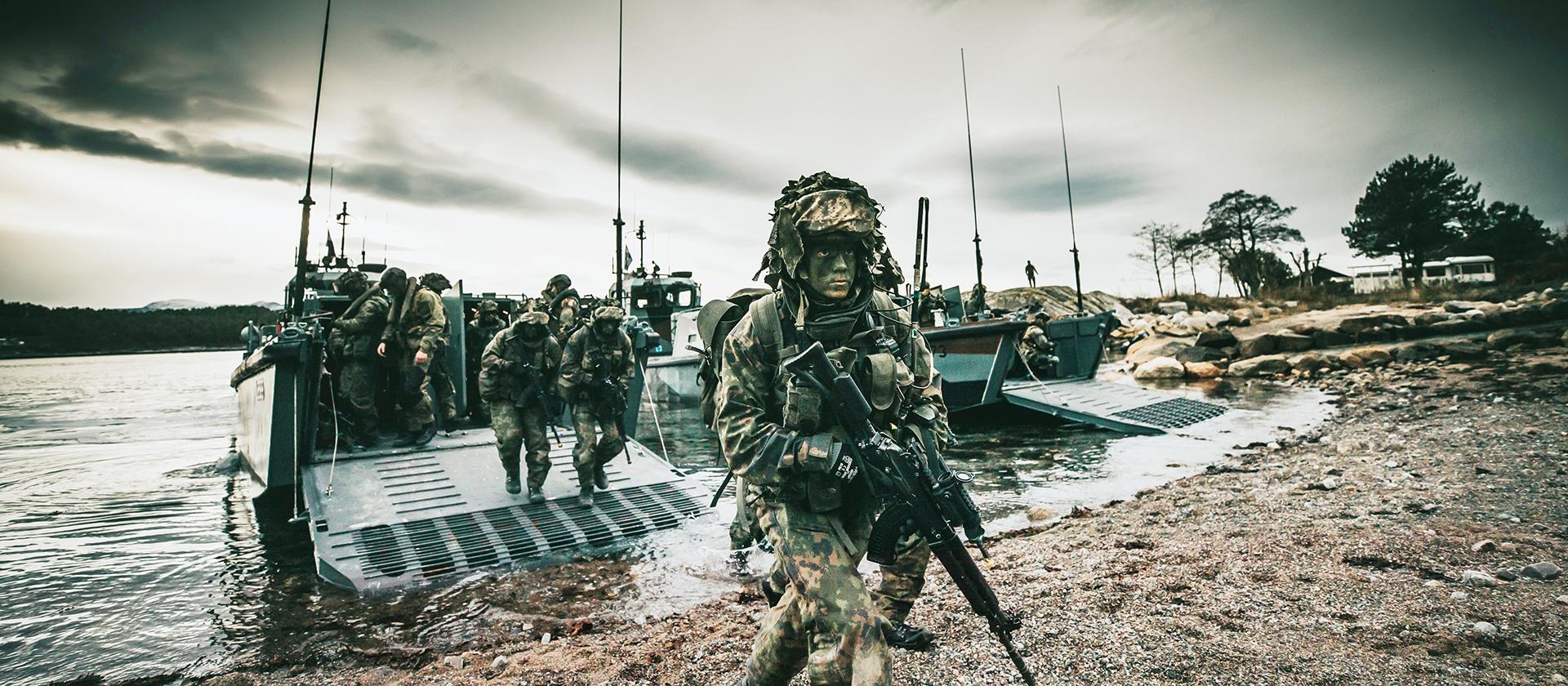 Северный форпост НАТО