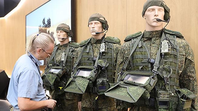 «Каскад», «Стрелец» и «Глаз»: своя ноша теперь солдата не тянет