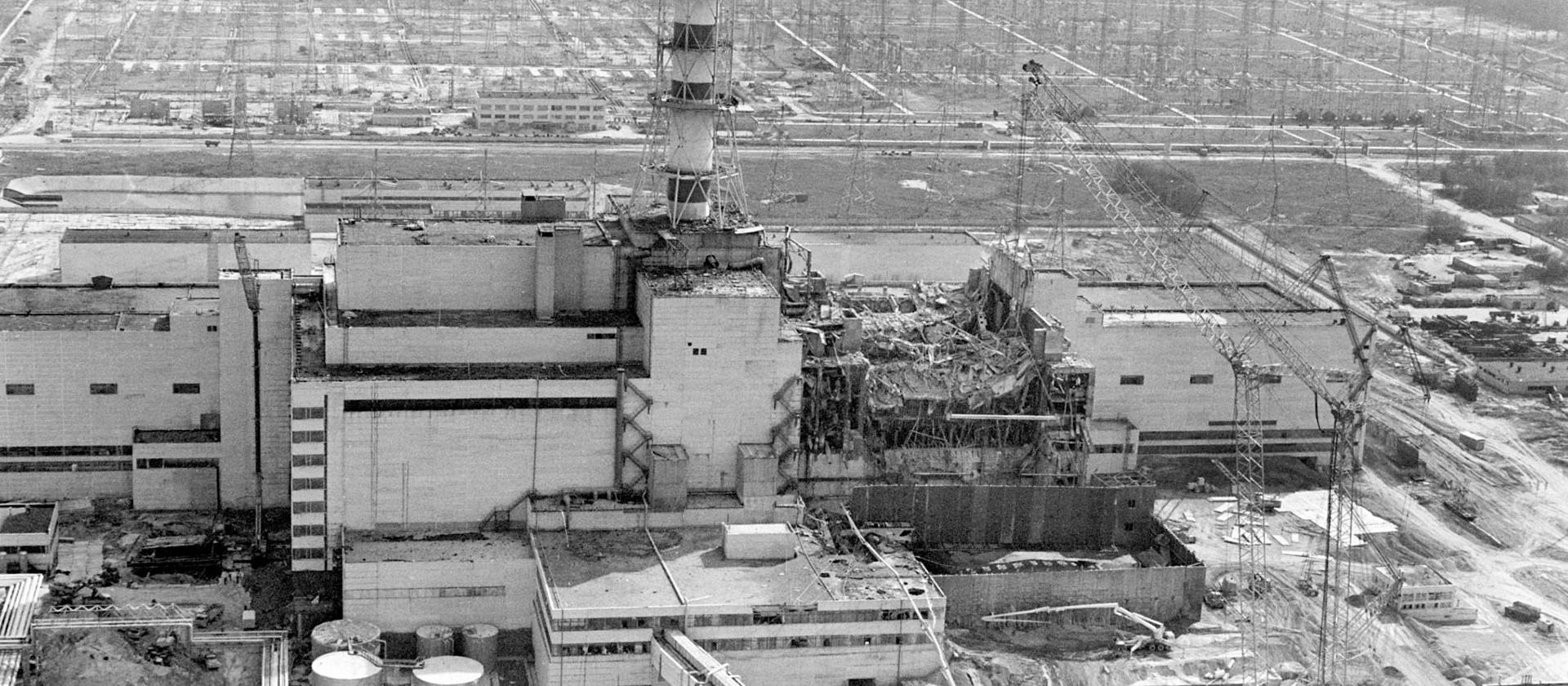 Десять дней на войне с радиацией