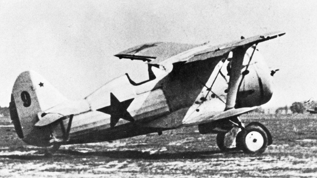 И-153 Чайка.