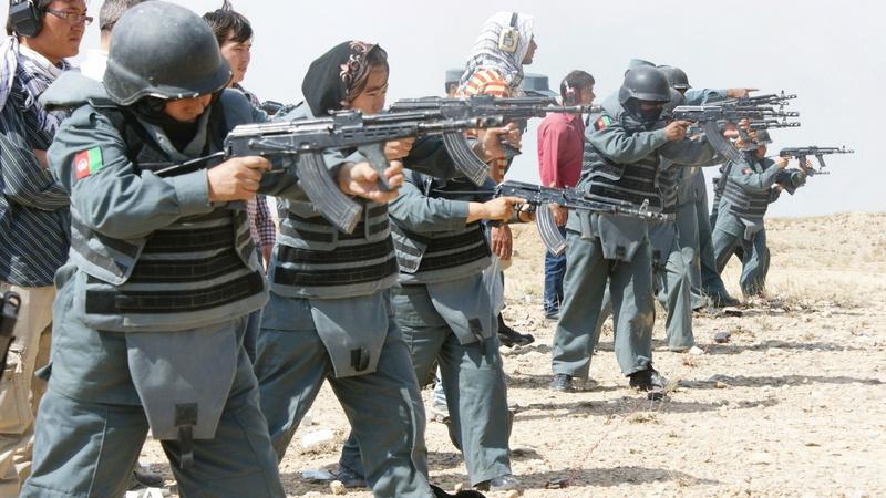 Местным подразделениям придется трудно в одиночку бороться с терроризмом.