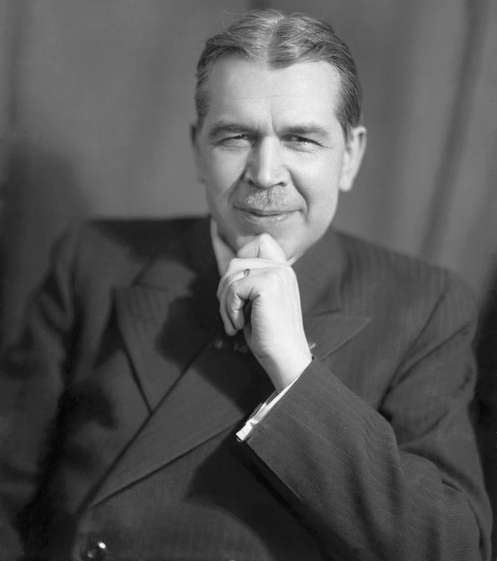 Академик С.И.Вавилов.
