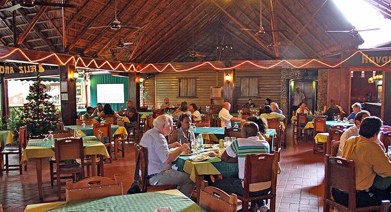 Теперь в кубинских ресторанах лимит соответствовует вместимости помещения.