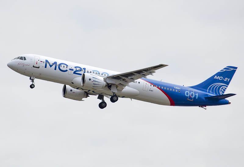 Серийное производство хвостового оперения самолётов МС-21 из отечественных композитов начнётся только в 2021 году.