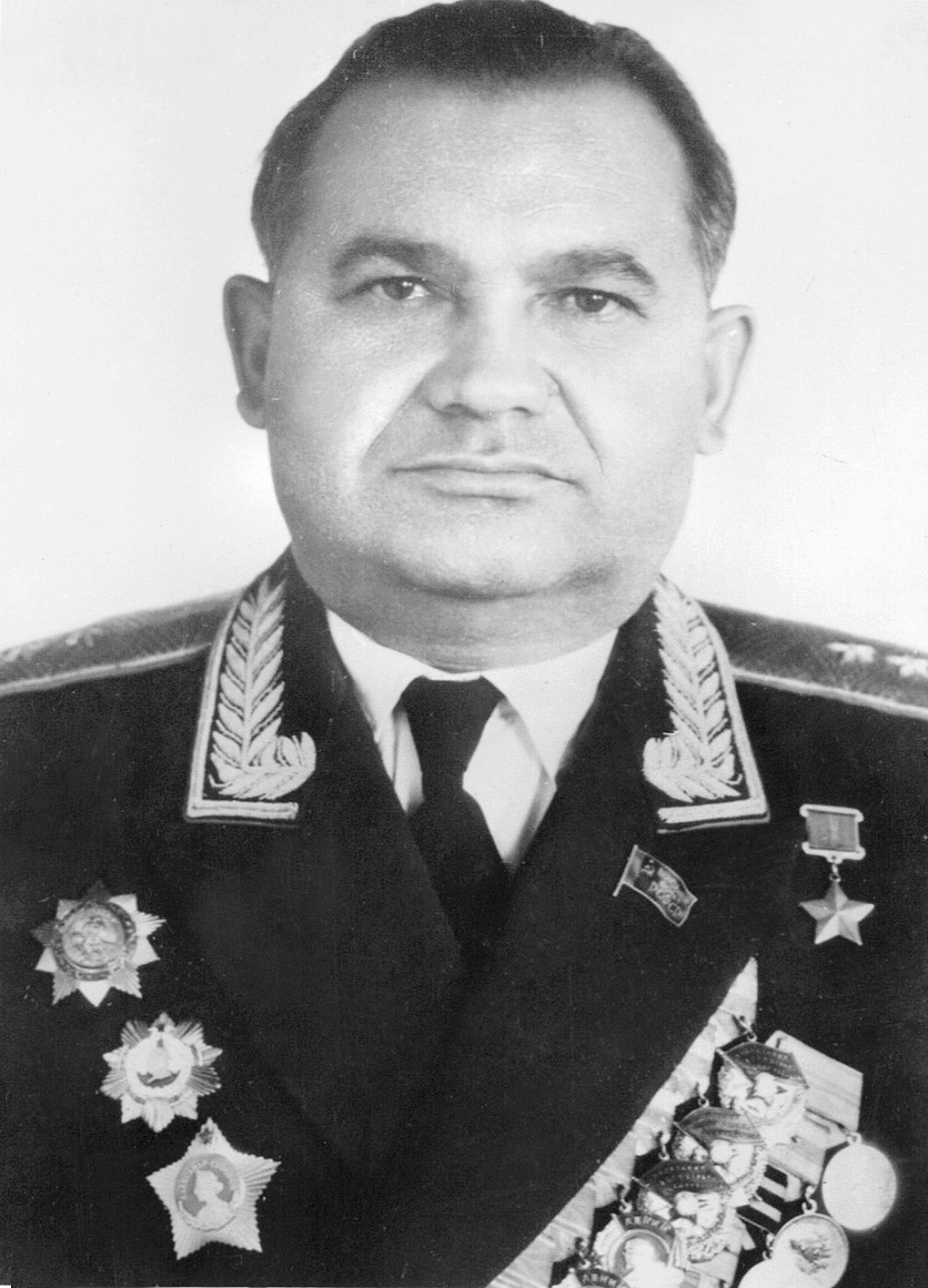 Генерал Яков Крейзер.