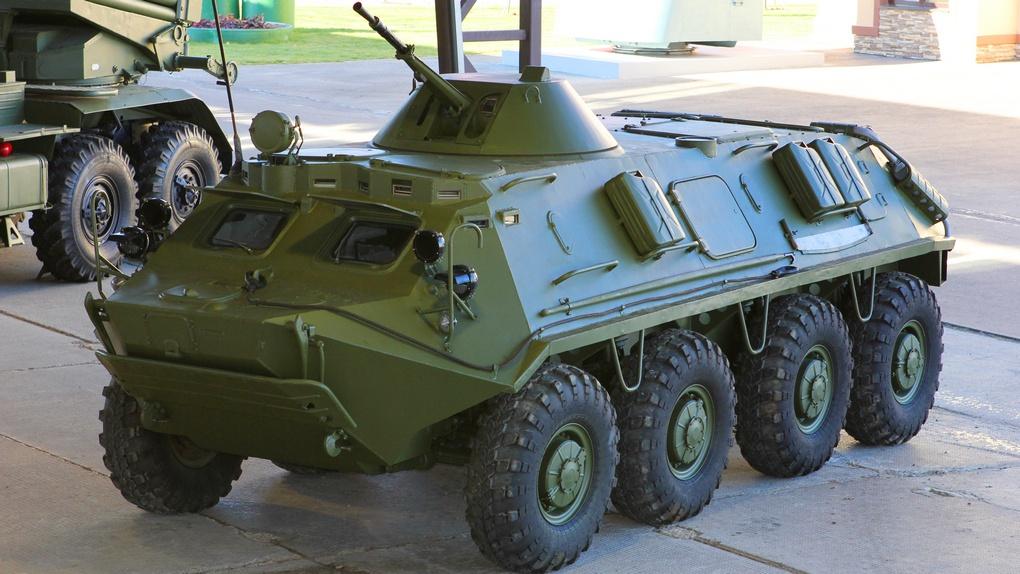БТР - 60.