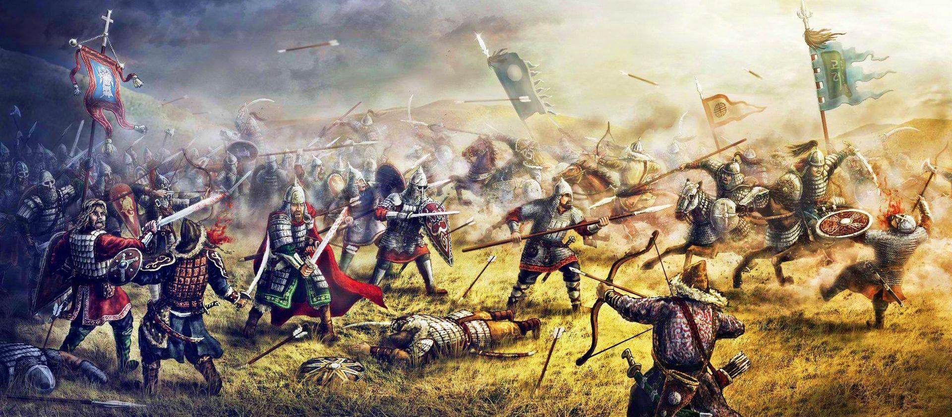 Половцы. Враги и союзники