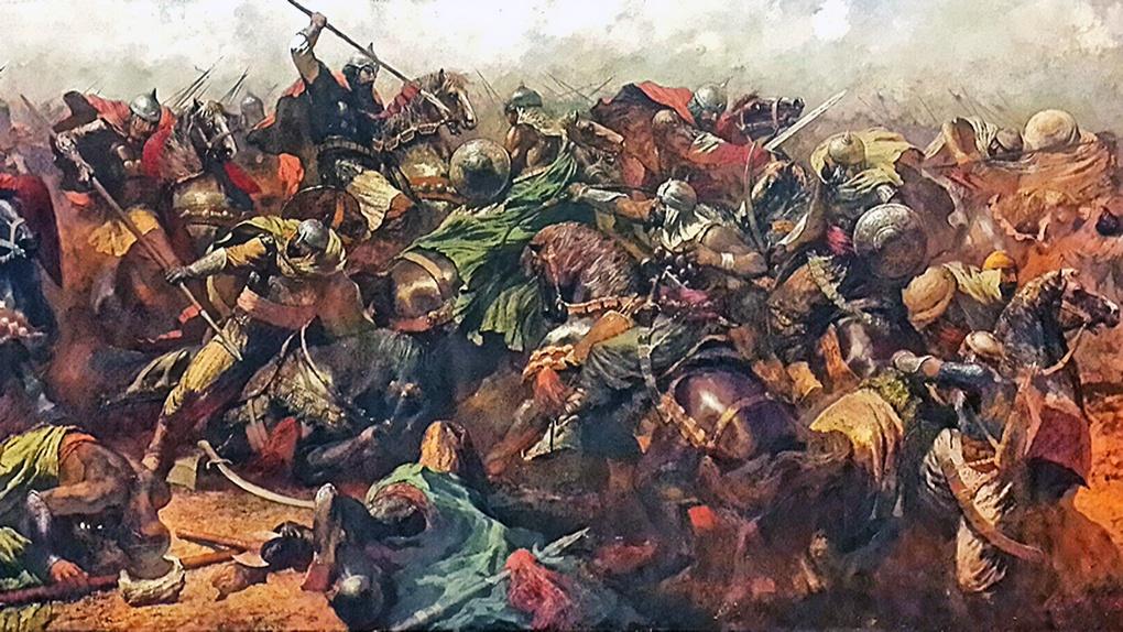Битва возле Сутени.