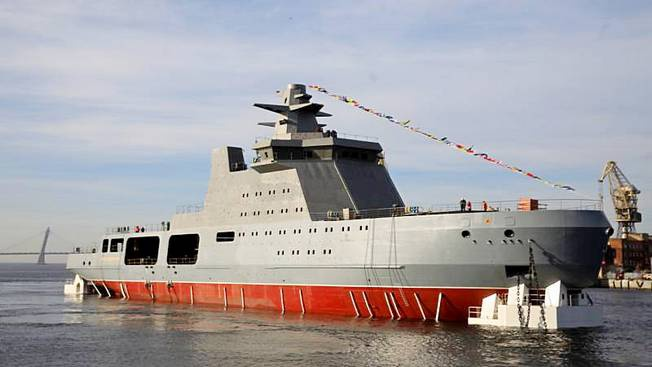 Зачем патрульным ледоколам «Калибры»?