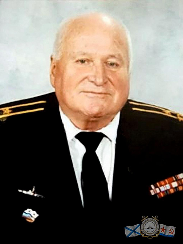 Рудольф Викторович Рыжиков.
