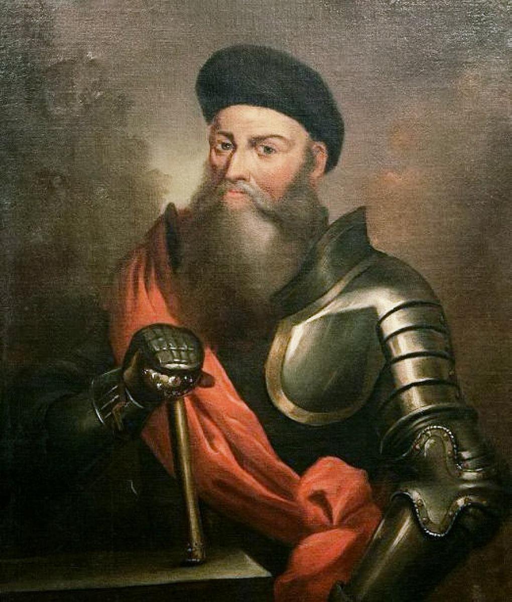 Константин Иванович Острожский.