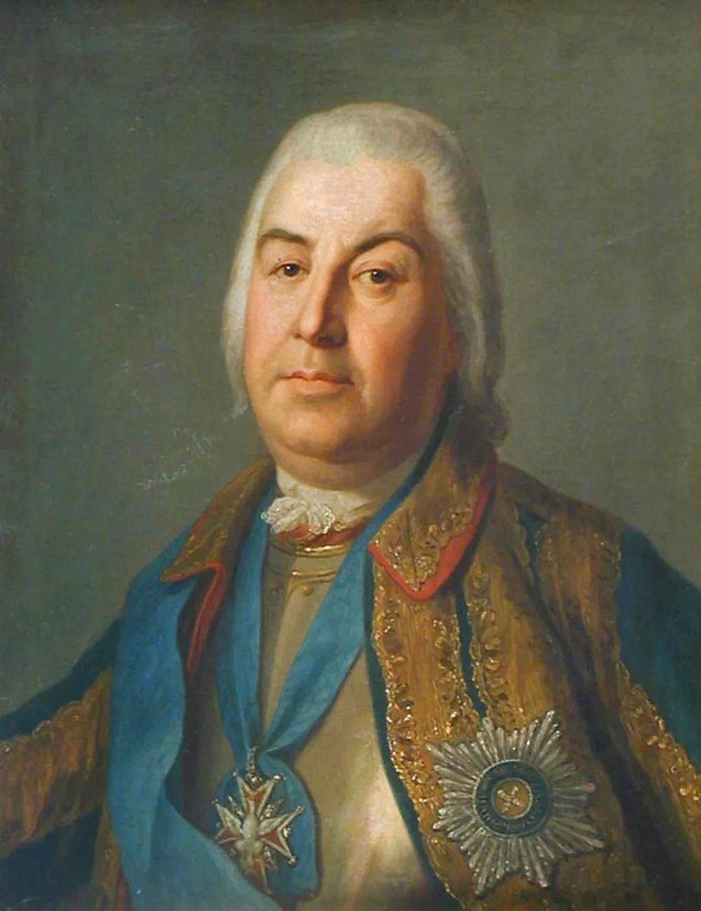 Граф Пётр Семёнович Салтыков.