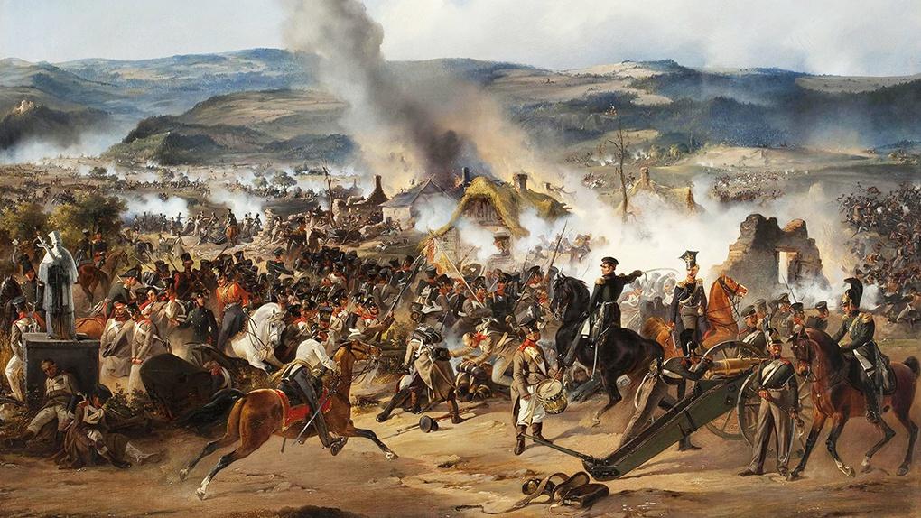 Сражение при Кульме.