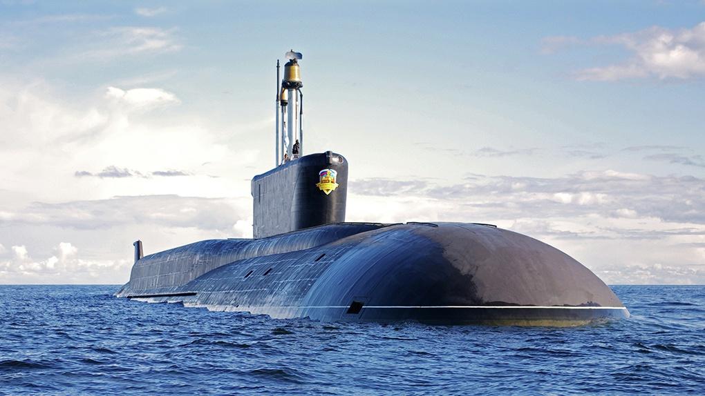 К-550 «Александр Невский».