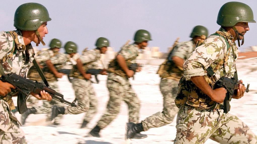 Армия Египта.