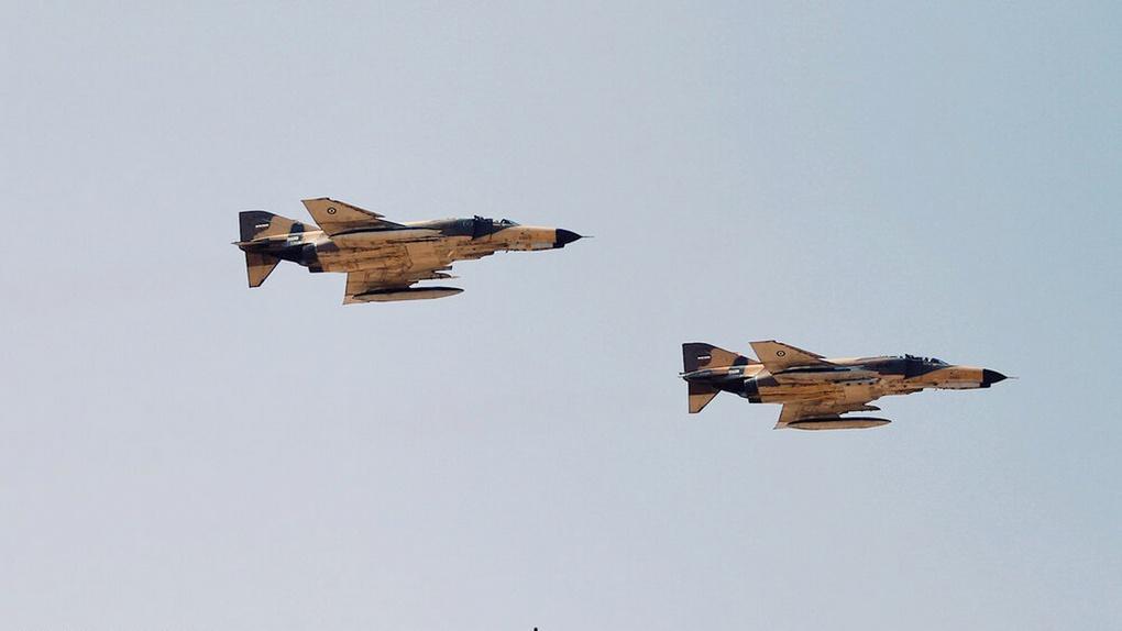 F-4 Phantom II ВВС Ирана.