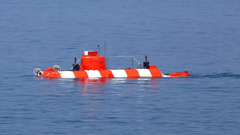 Подводный спасательный аппарат «Приз».