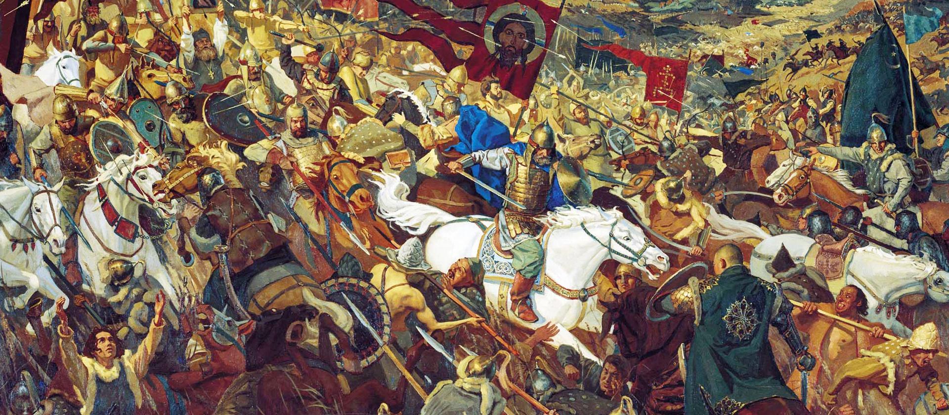 Угра-1480: крах Золотой Орды