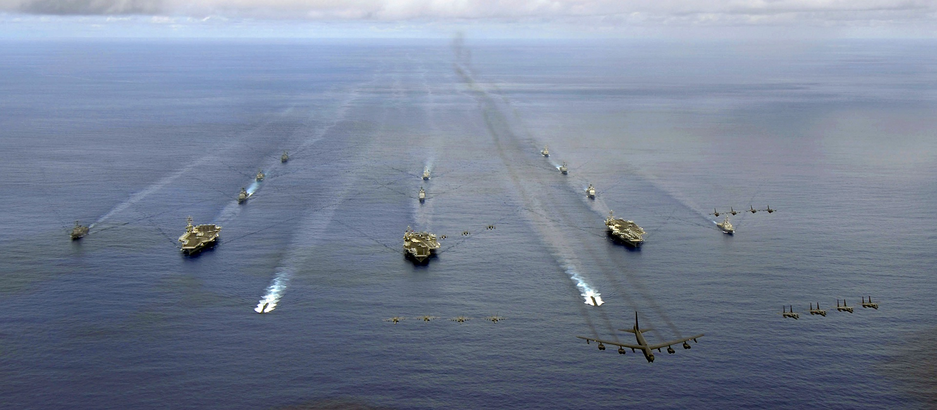 ВМС США: возвращение к рейганомике