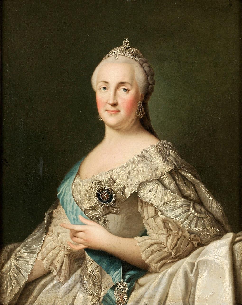 Императрица Екатерина II.