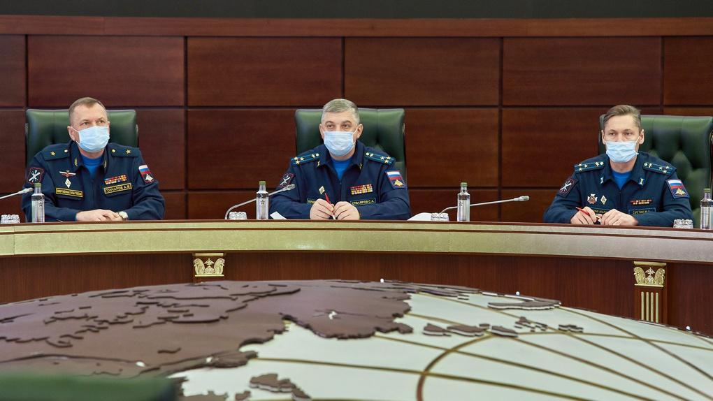 Заседание Комиссии Минобороны России по инновационным проектам и технологиям 25 ноября.