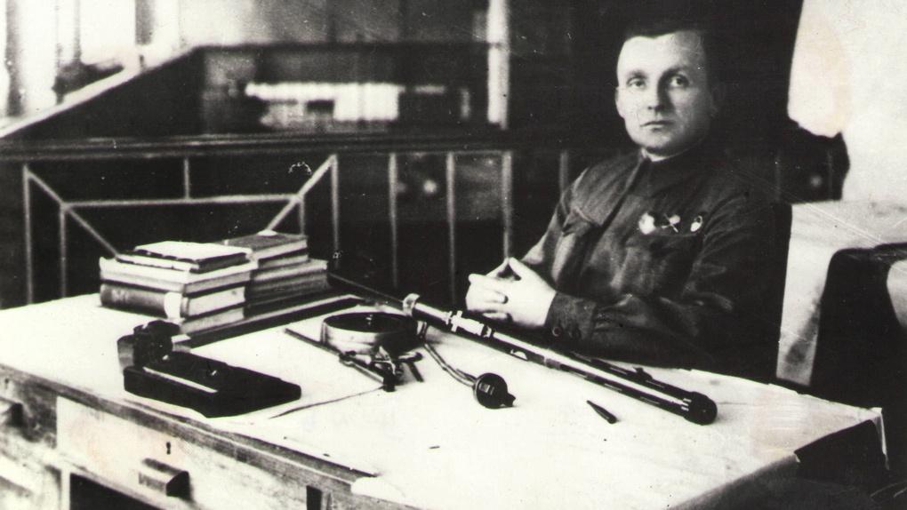 Георгий Шпагин.