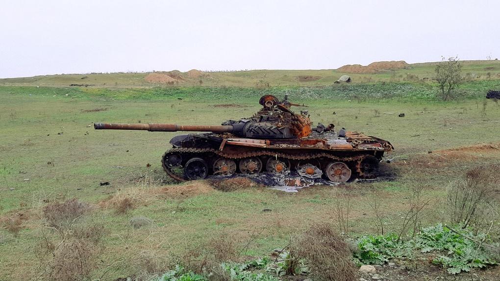 T-72AV.