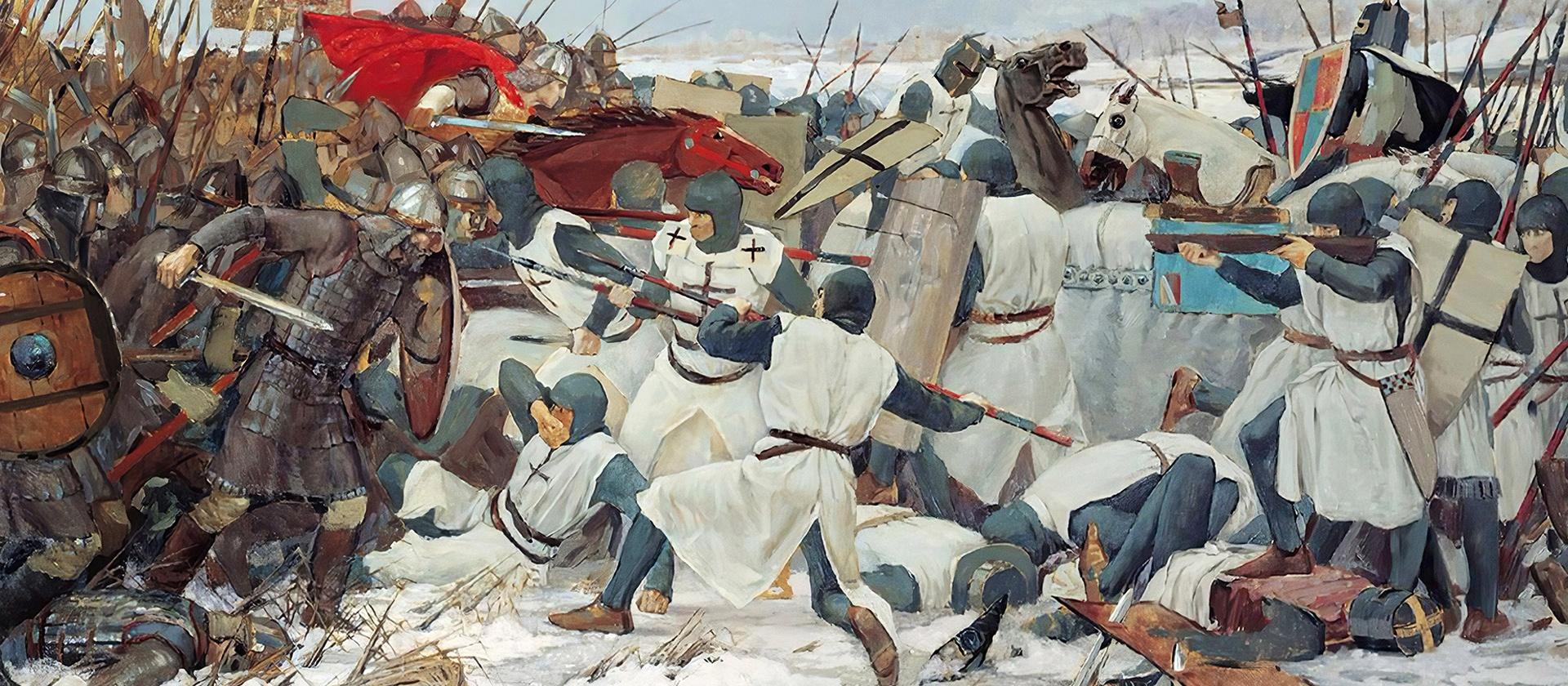 Главный подвиг Александра Невского