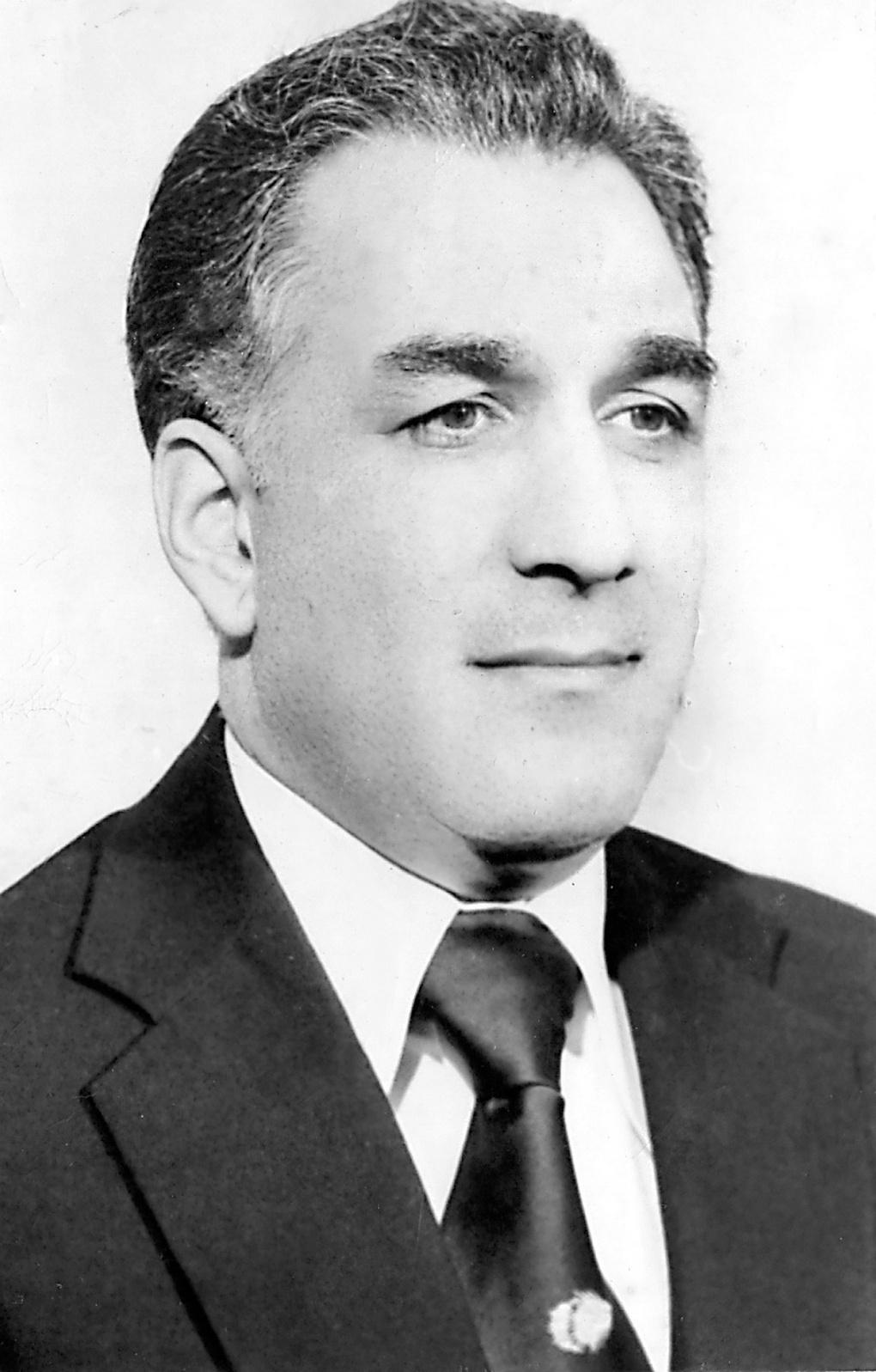 Хафизулла Амин.