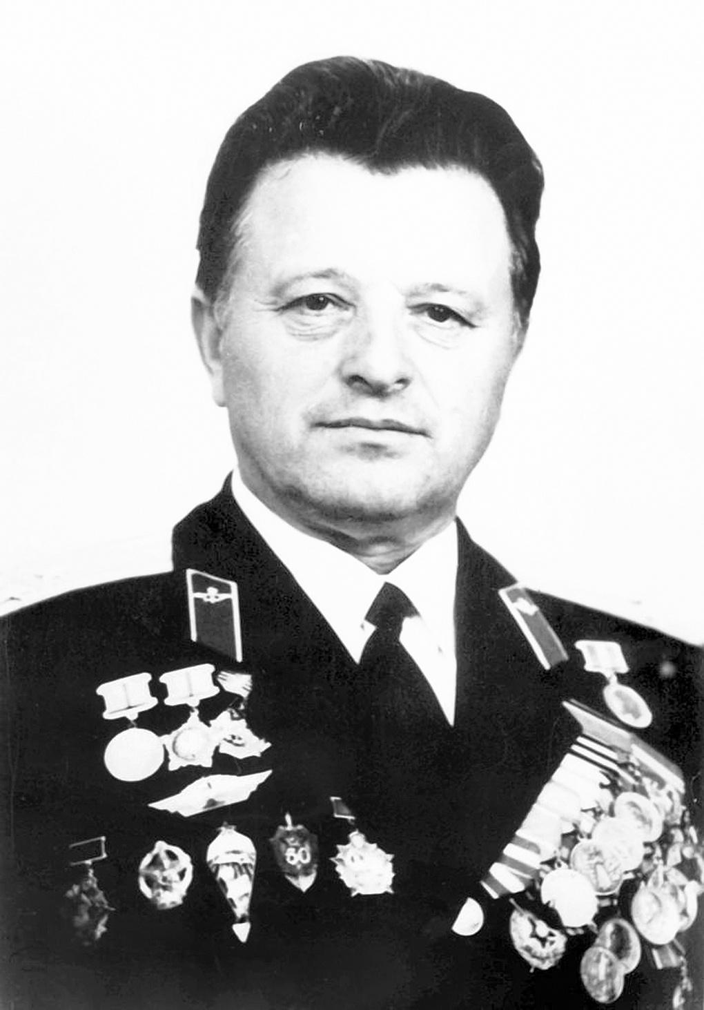 Г.И.Бояринов.