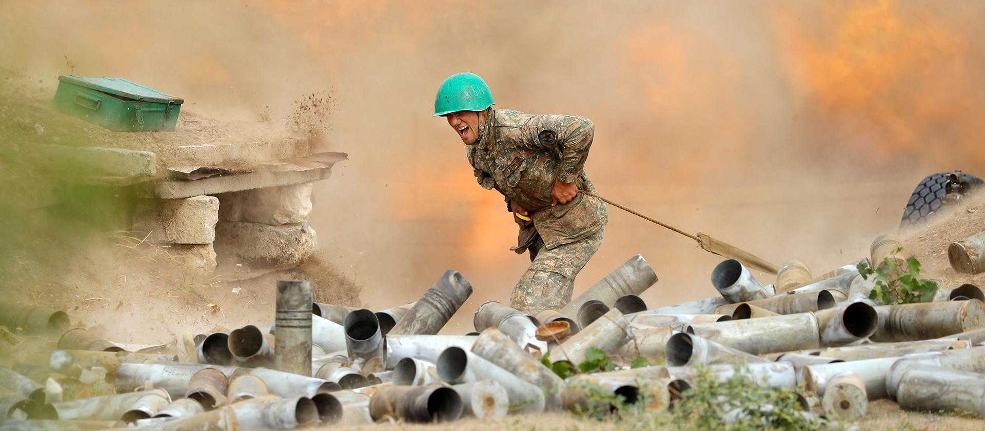 Оружие карабахской войны: правда и вымыслы