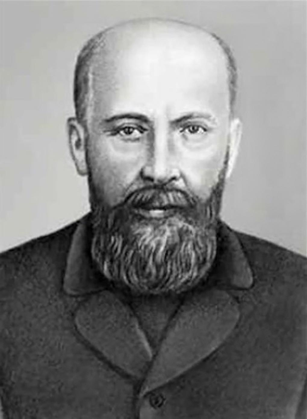 Сергей Сергеевич Неждановский.