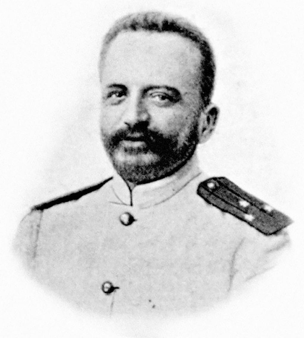 Г.П.Беляев.