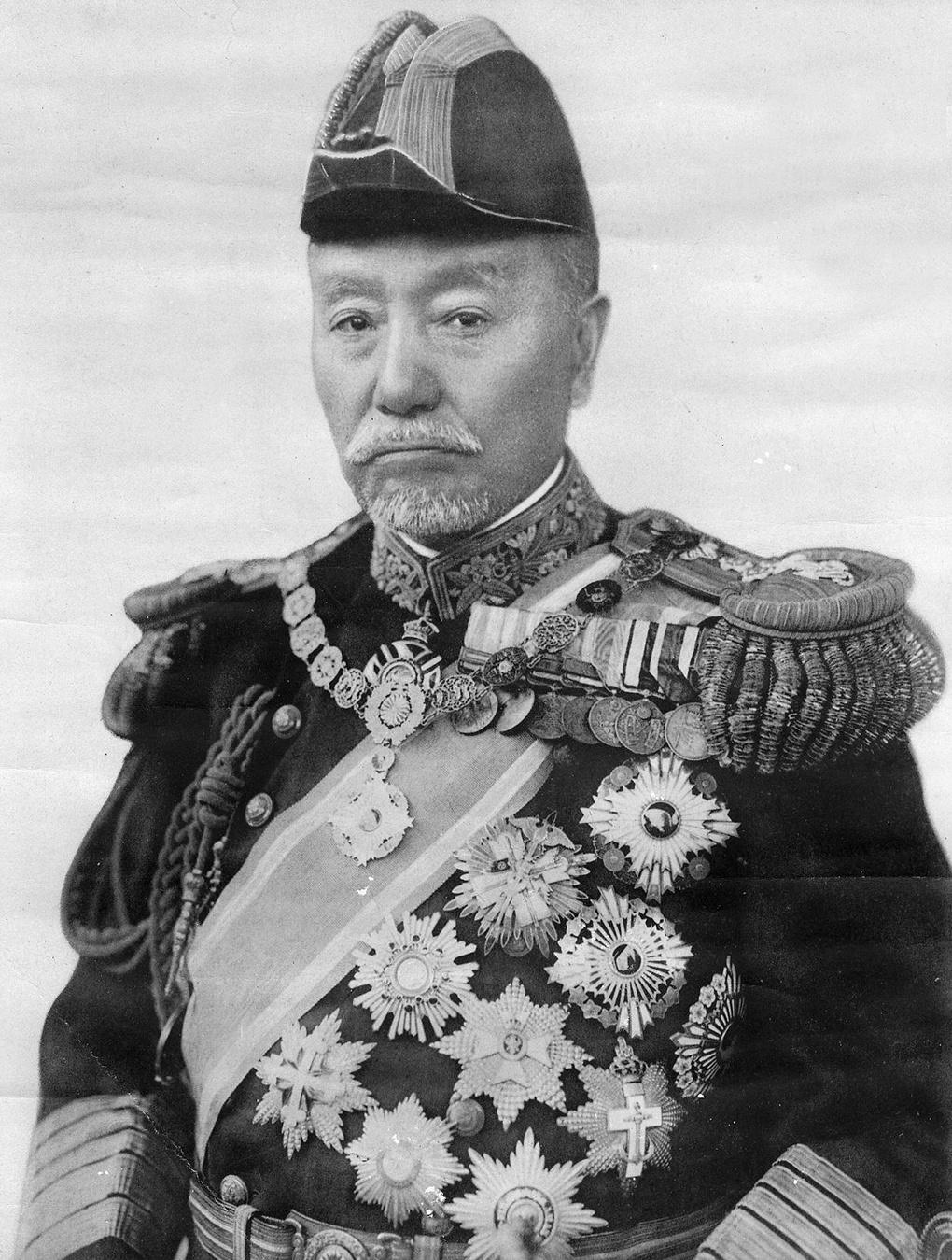 Адмирал Х.Того.