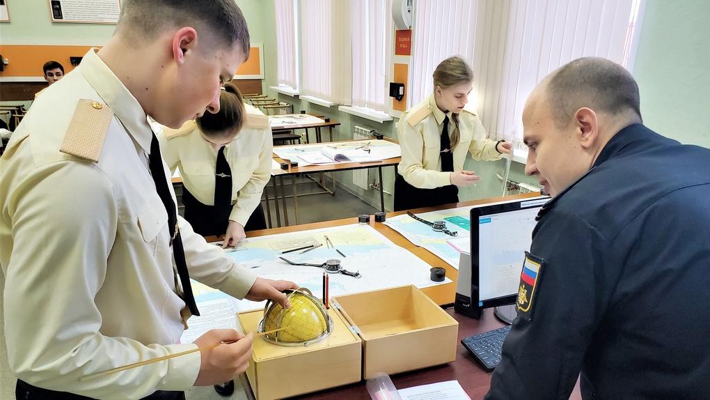Лейтенантский маршрут ВУЦ1.
