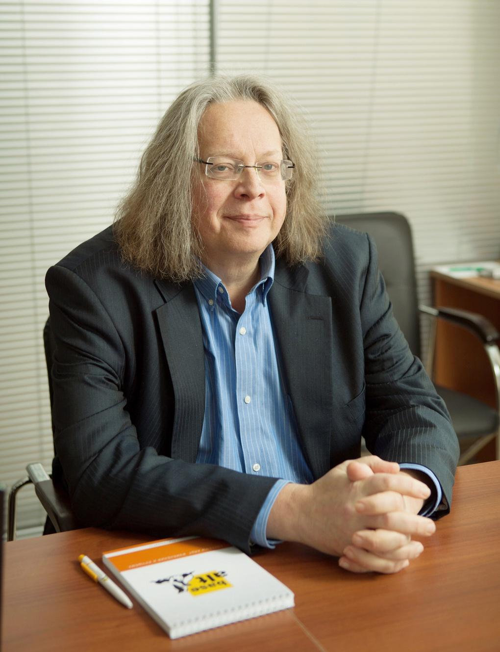 Алексей Новодворский.