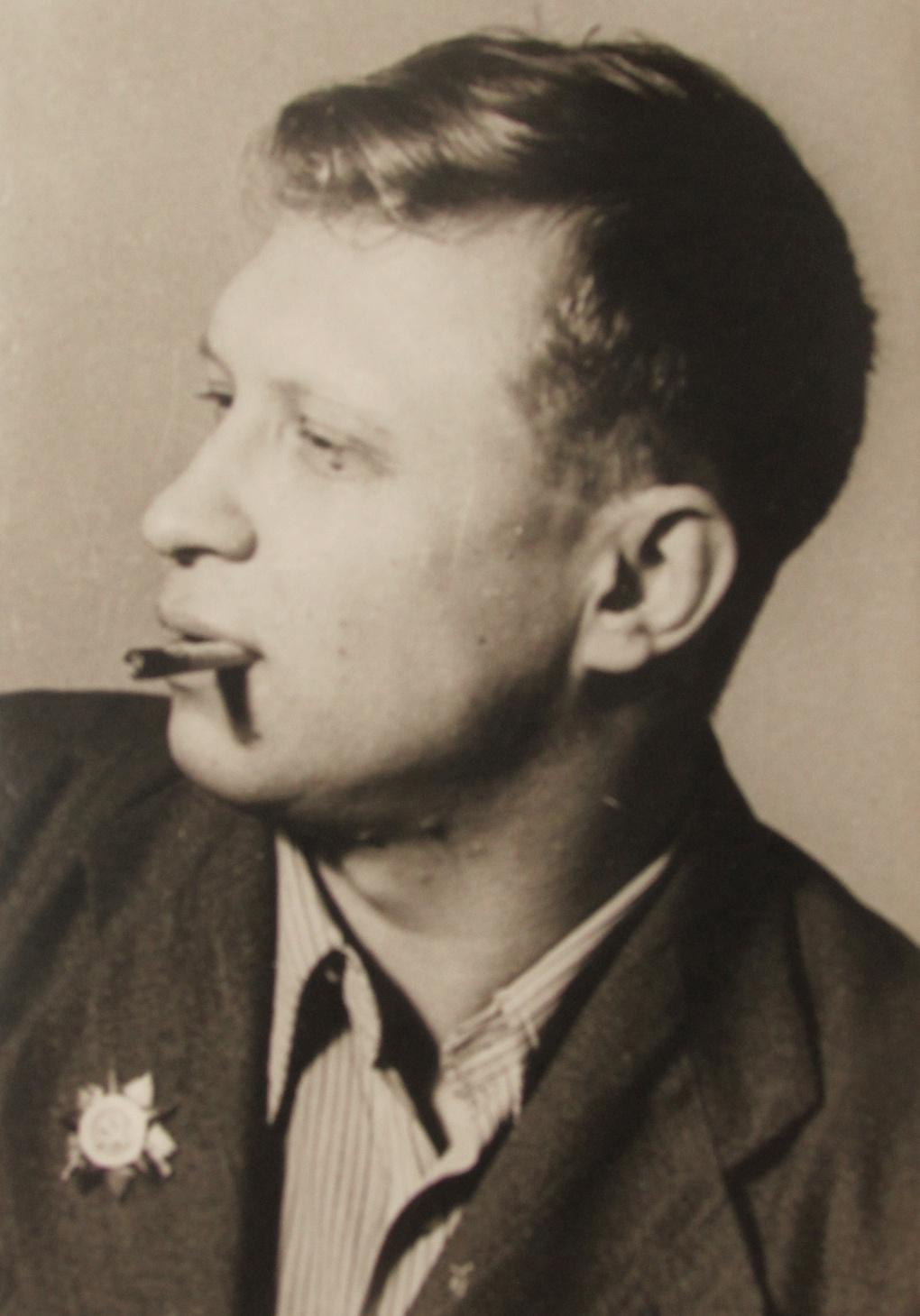 Николай Мейсак, ноябрь 1957 г.