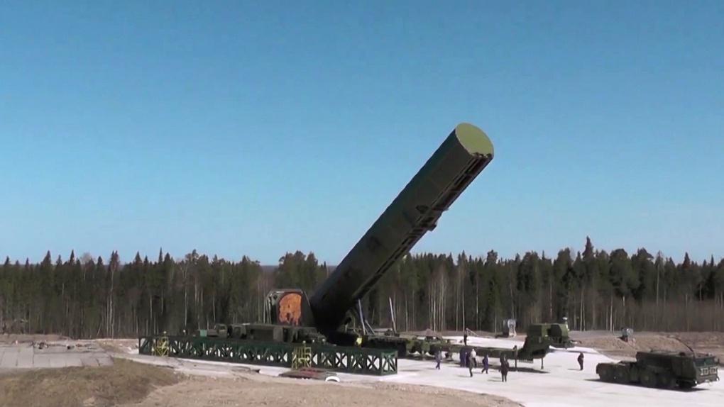 РС-28 Сармат.