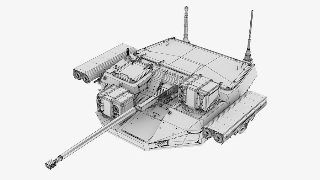 Боевой модуль Бумеранг-БМ.