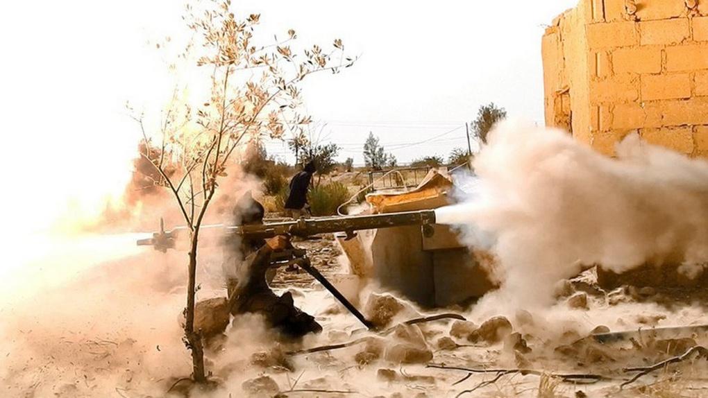 Сирия осада.