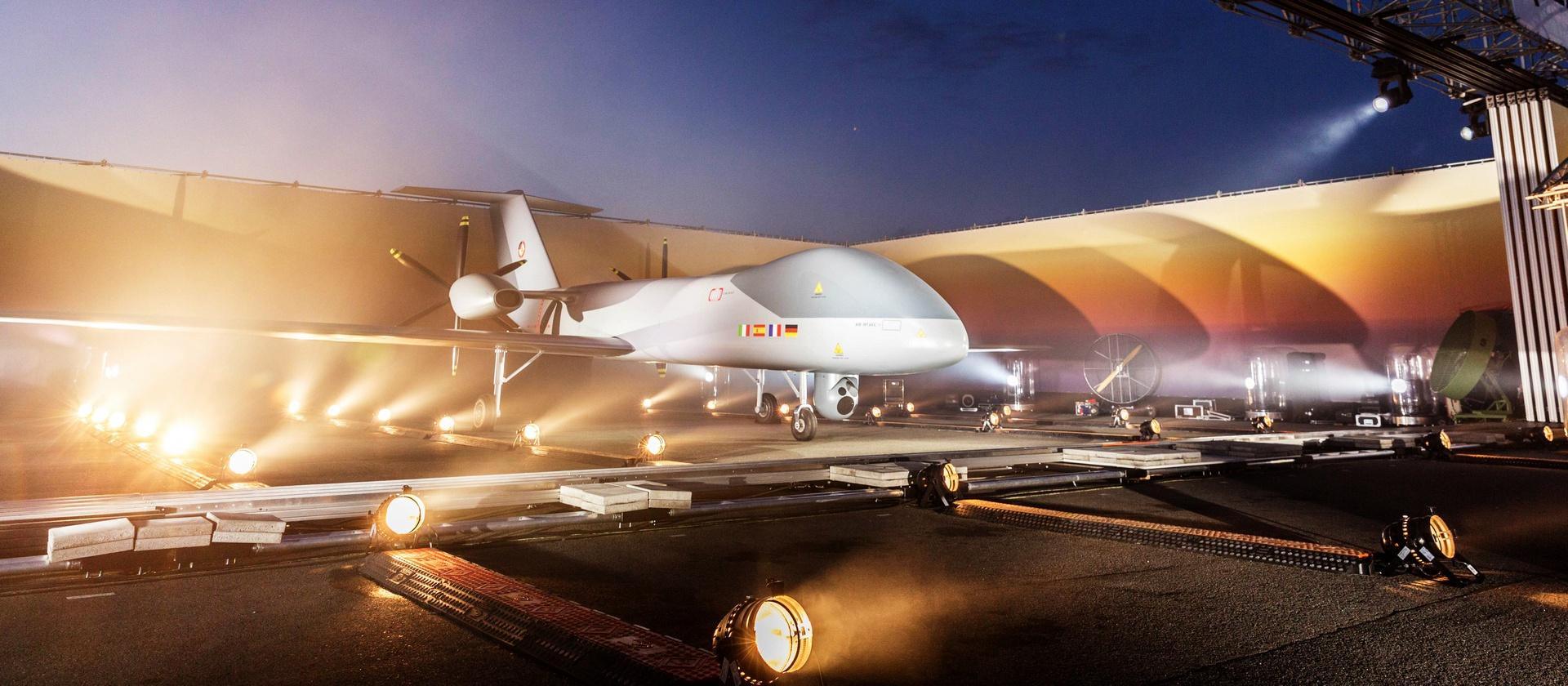 Когда взлетит Eurodrone