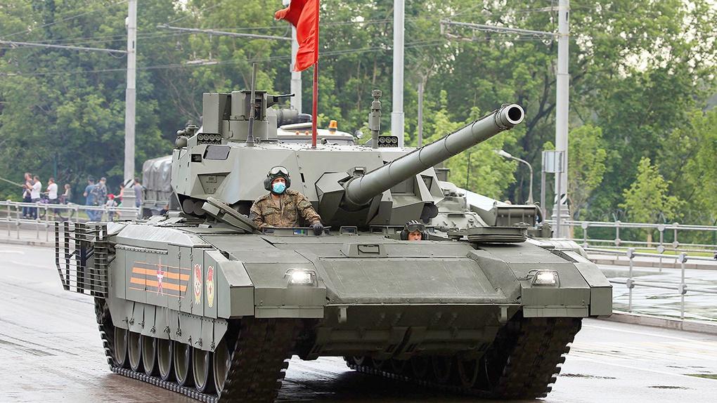 Т-14 Армата.